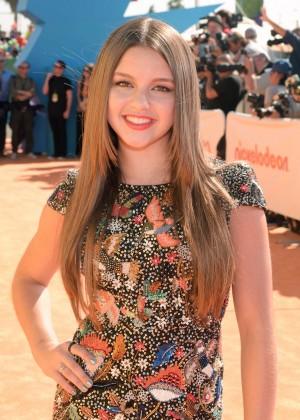 Fatima Ptacek: 2015 Nickelodeon Kids Choice Awards -01