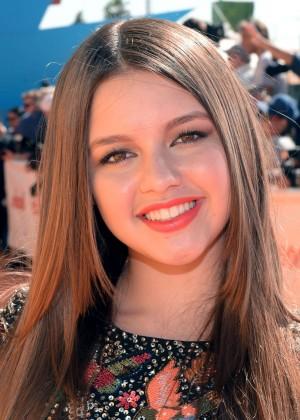 Fatima Ptacek: 2015 Nickelodeon Kids Choice Awards -02