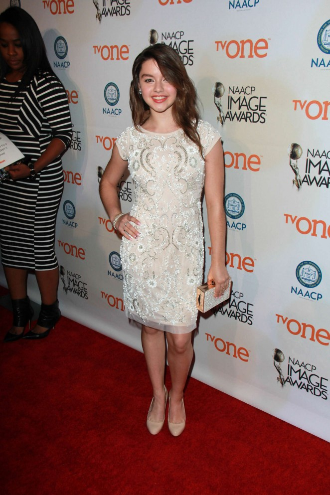 Fatima Ptacek: 2015 NAACP Image Awards Non-Televised ...