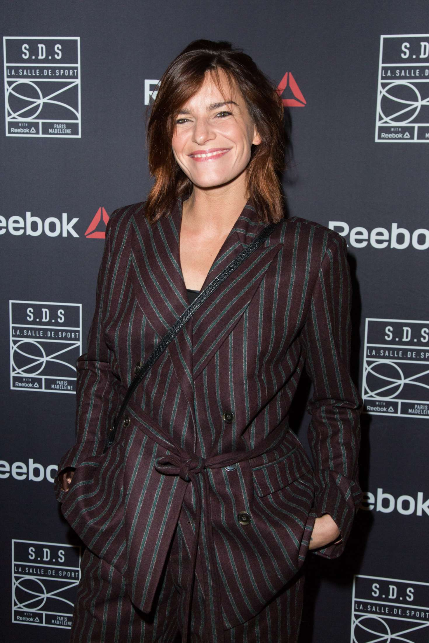fauve hautot reebok 39 s workout center la salle de sport launch in paris. Black Bedroom Furniture Sets. Home Design Ideas