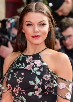 Faye Brookes - 2017 TRIC Awards in London