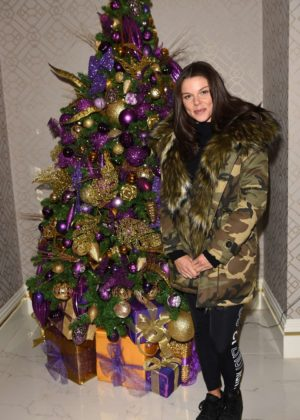 faye brookes evelyn house of hair and beauty salons christmas lights