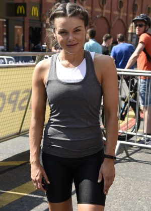 Faye Brookes - Simplyhealth Great Manchester 10k Run in Manchester