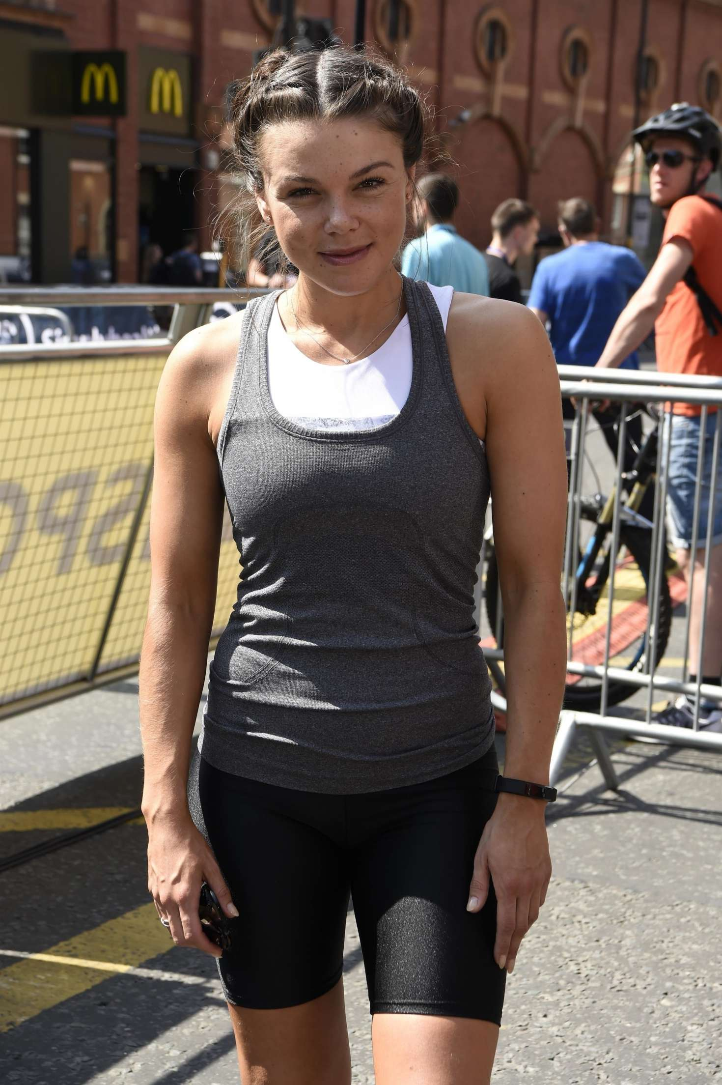 Faye Brookes – Simplyhealth Great Manchester 10k Run in Manchester