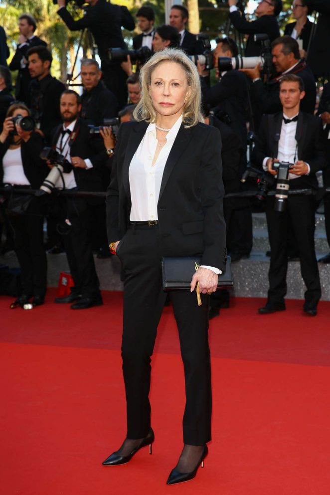 Faye Dunaway - 'The Last Face' Premeire at 2016 Cannes Film Festival