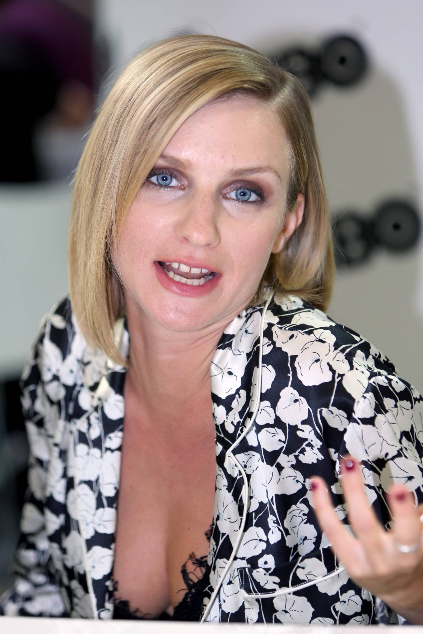 Faye Marsay - Game of Thrones Panel and SiriusXM at
