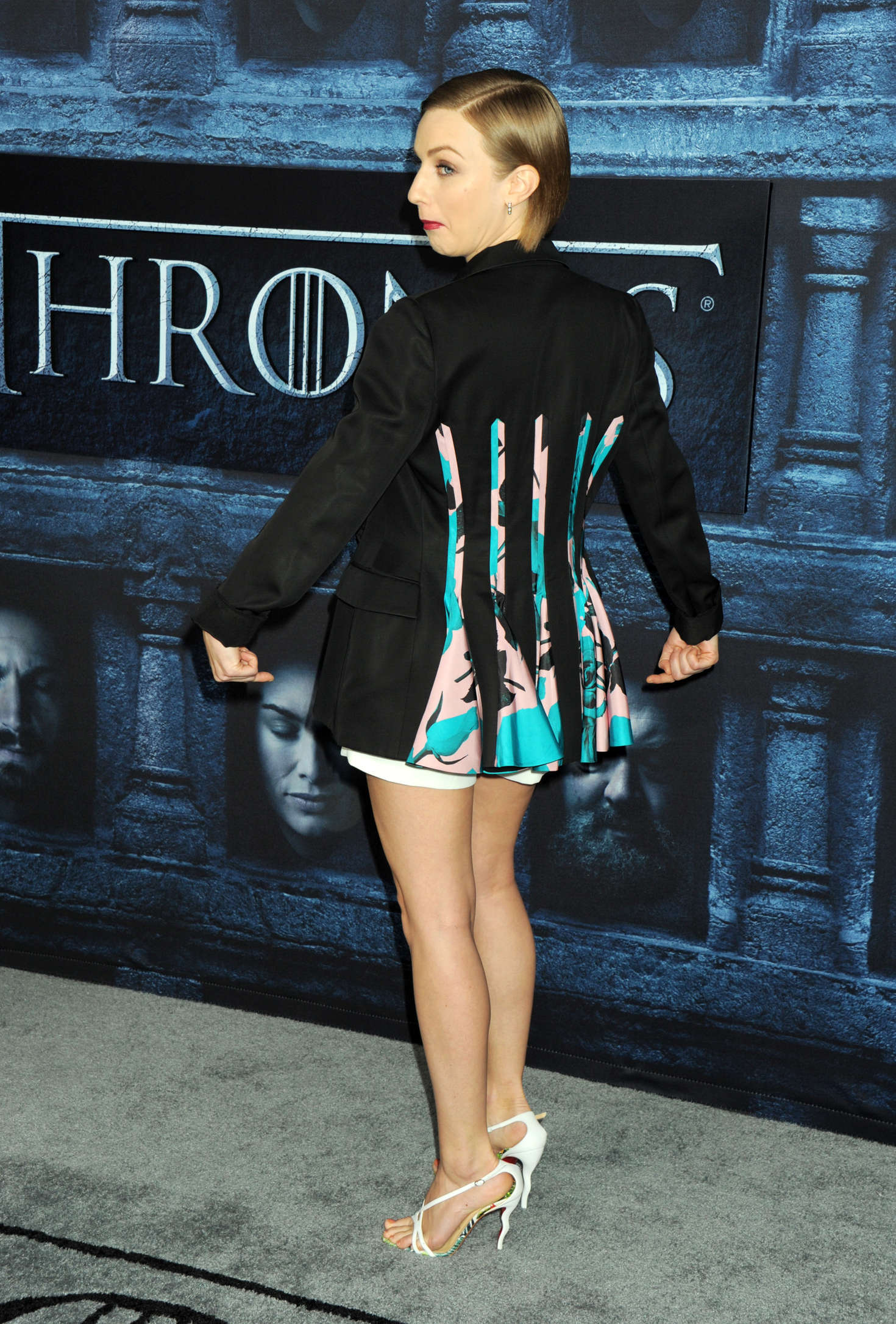 Galerry FAYE MARSAY at 'Game of Thrones Season 6 Premiere in Hollywood