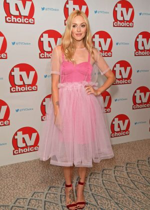 Fearne Cotton - 2016 TV Choice Awards in London