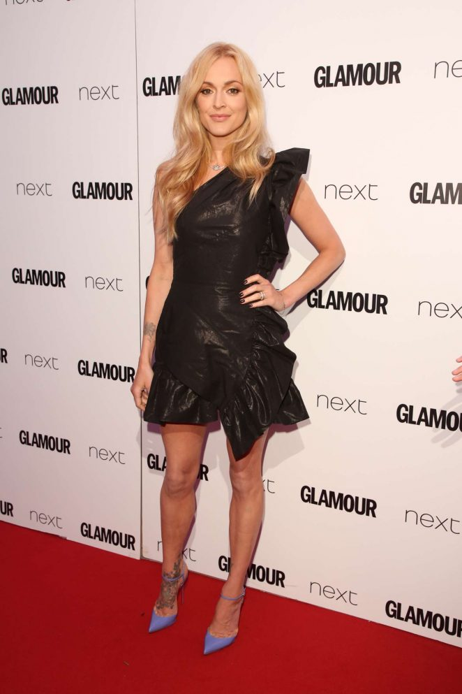Fearne Cotton - 2017 Glamour Women Of The Year Awards in London