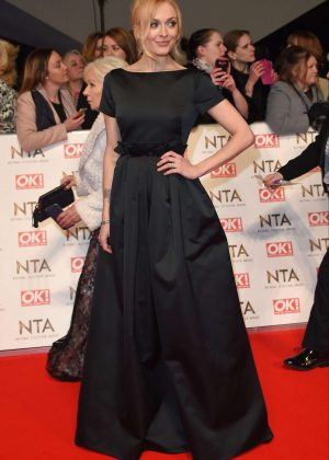 Fearne Cotton - 2017 National Television Awards in London