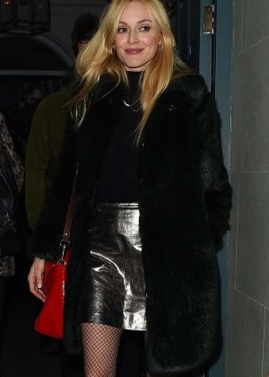 Fearne Cotton at Soho House in London