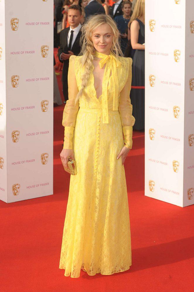 Fearne Cotton - BAFTA TV Awards 2016 in London