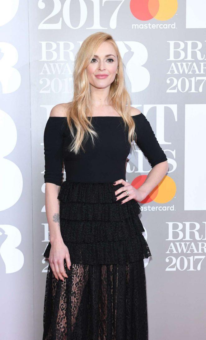 Fearne Cotton - BRIT Awards 2017 in London