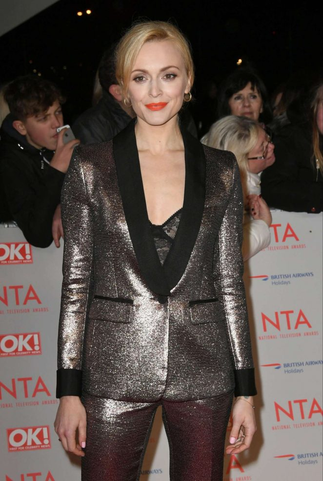 Fearne Cotton - National Television Awards 2018 in London
