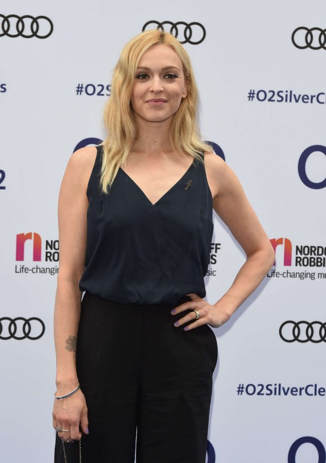 Fearne Cotton - Nordoff Robbins O2 Silver Clef Awards 2016 in London