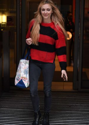 Fearne Cotton - Out and about in London