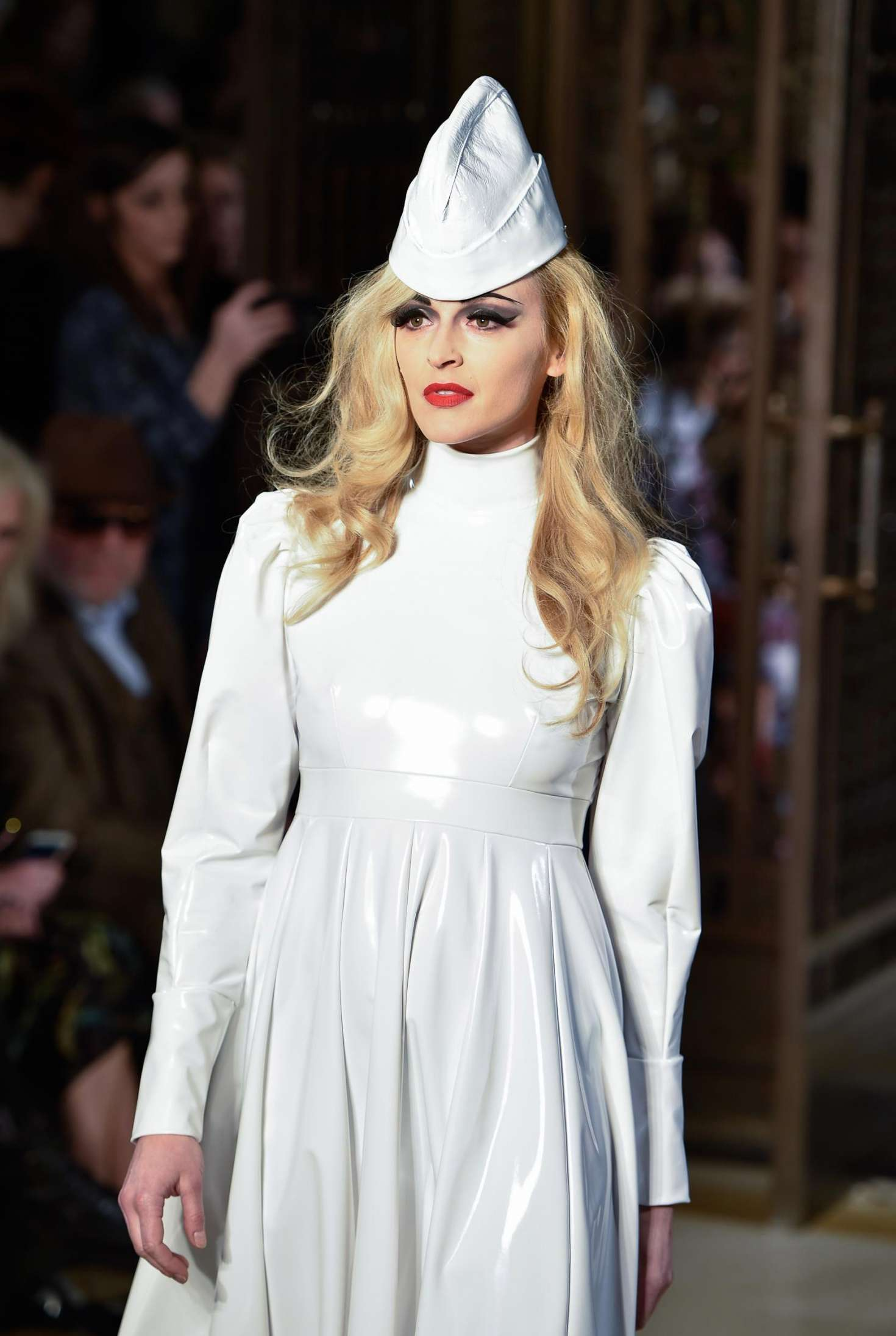 Fearne Cotton - Pam Hogg Show at 2017 LFW in London