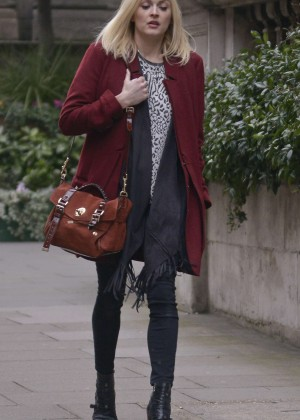 Fearne Cotton Style - Out and about in London