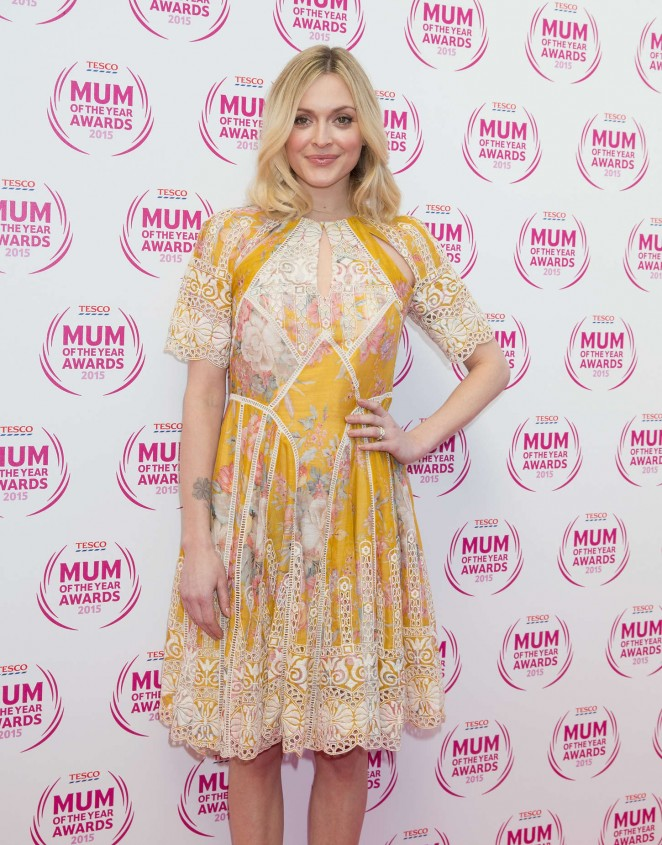 Fearne Cotton - Tesco Mum Of The Year Awards 2015 in London