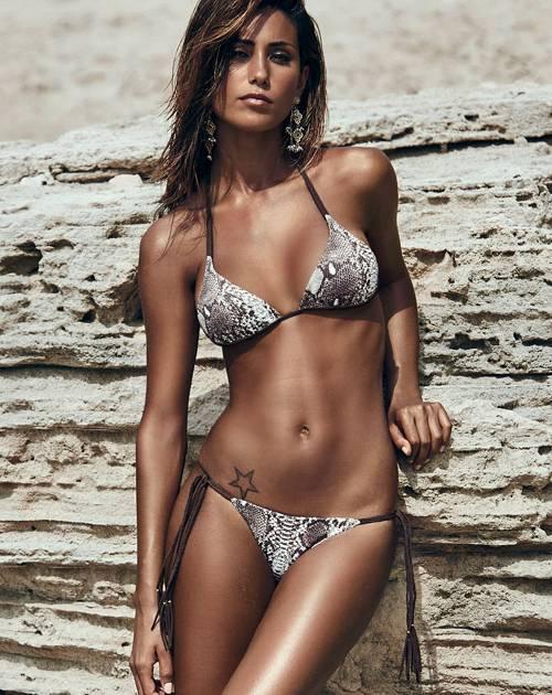 Federica Nargi - Goldenpoint Bikini 2015