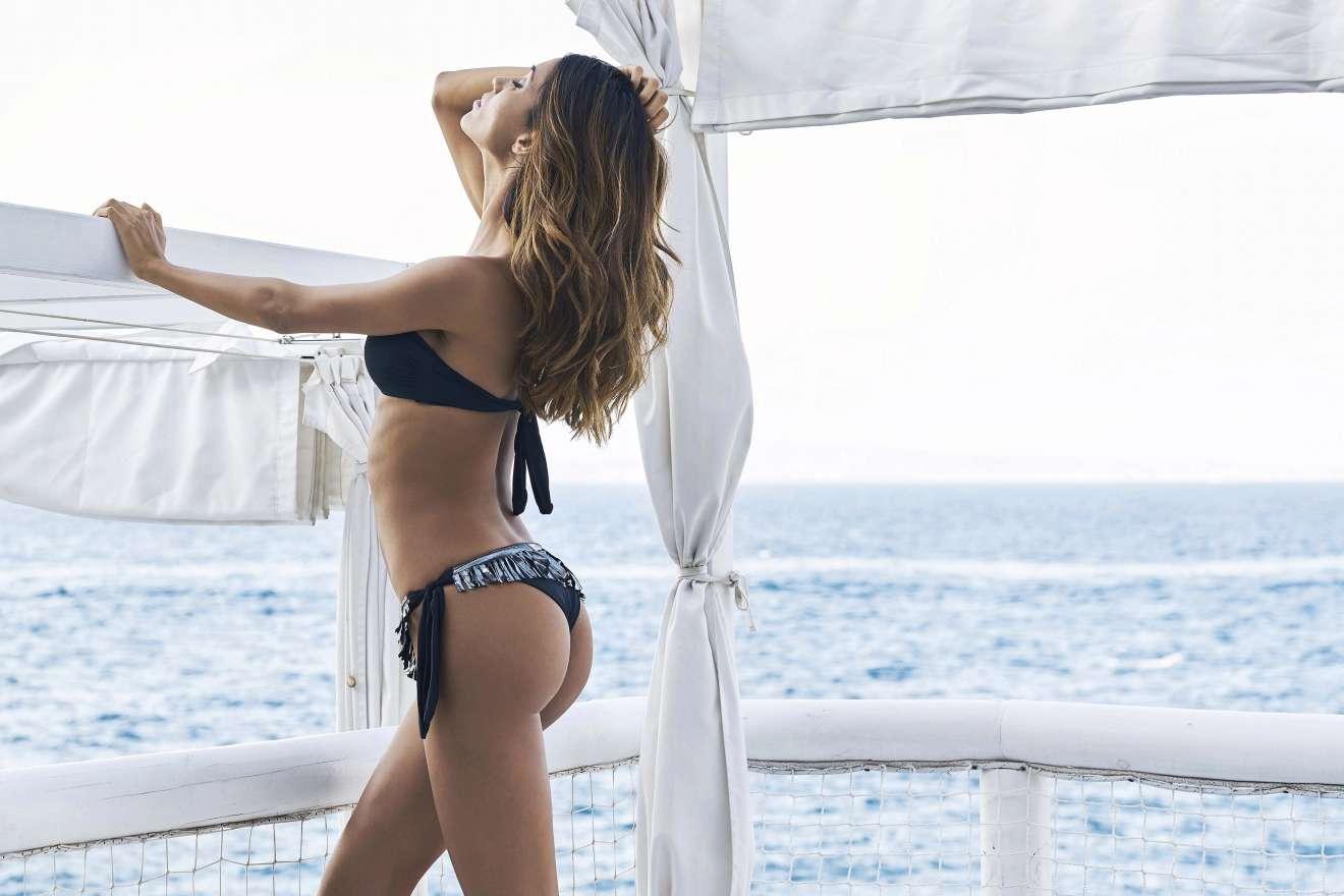 Federica Nargi 2017 : Federica Nargi: Photoshoot Caspule collection Bikini 2018-05