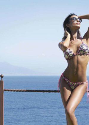 Federica Nargi Photoshoot Caspule collection Bikini 2018 Pic 7 of 35