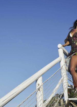 Federica Nargi Photoshoot Caspule collection Bikini 2018 Pic 3 of 35