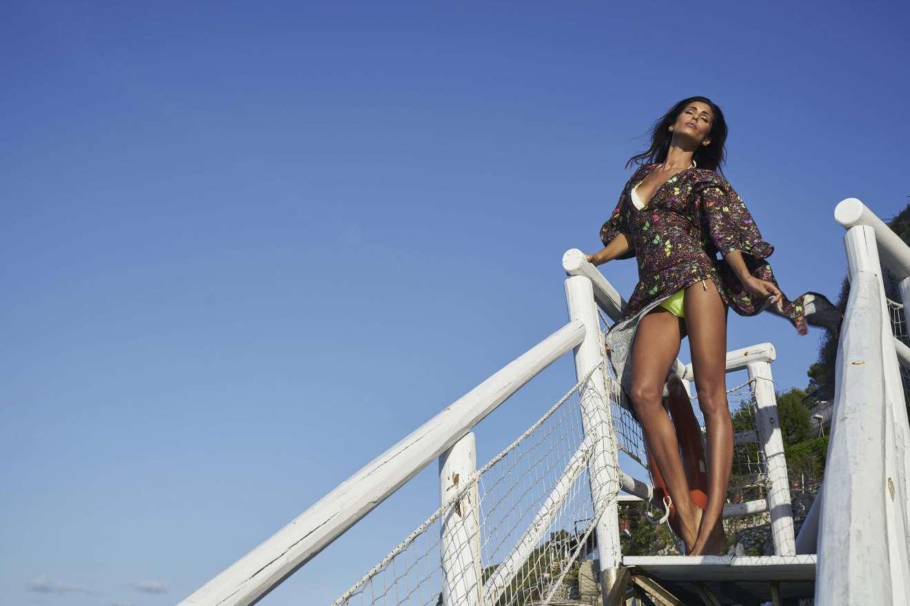 Federica Nargi 2017 : Federica Nargi: Photoshoot Caspule collection Bikini 2018-10