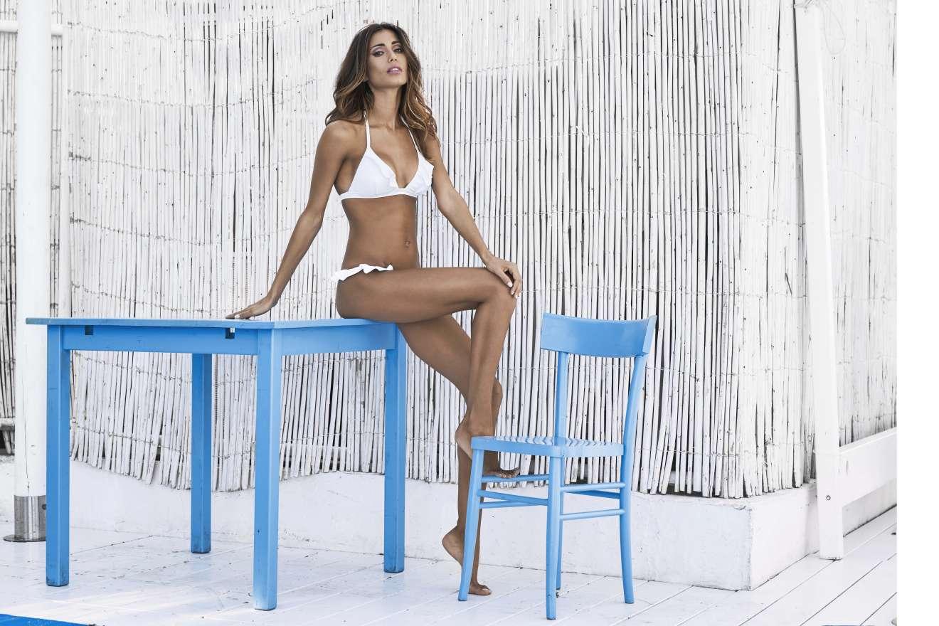 Federica Nargi 2017 : Federica Nargi: Photoshoot Caspule collection Bikini 2018-11