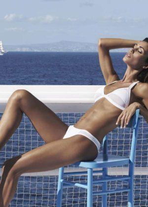 Federica Nargi Photoshoot Caspule collection Bikini 2018 Pic 8 of 35