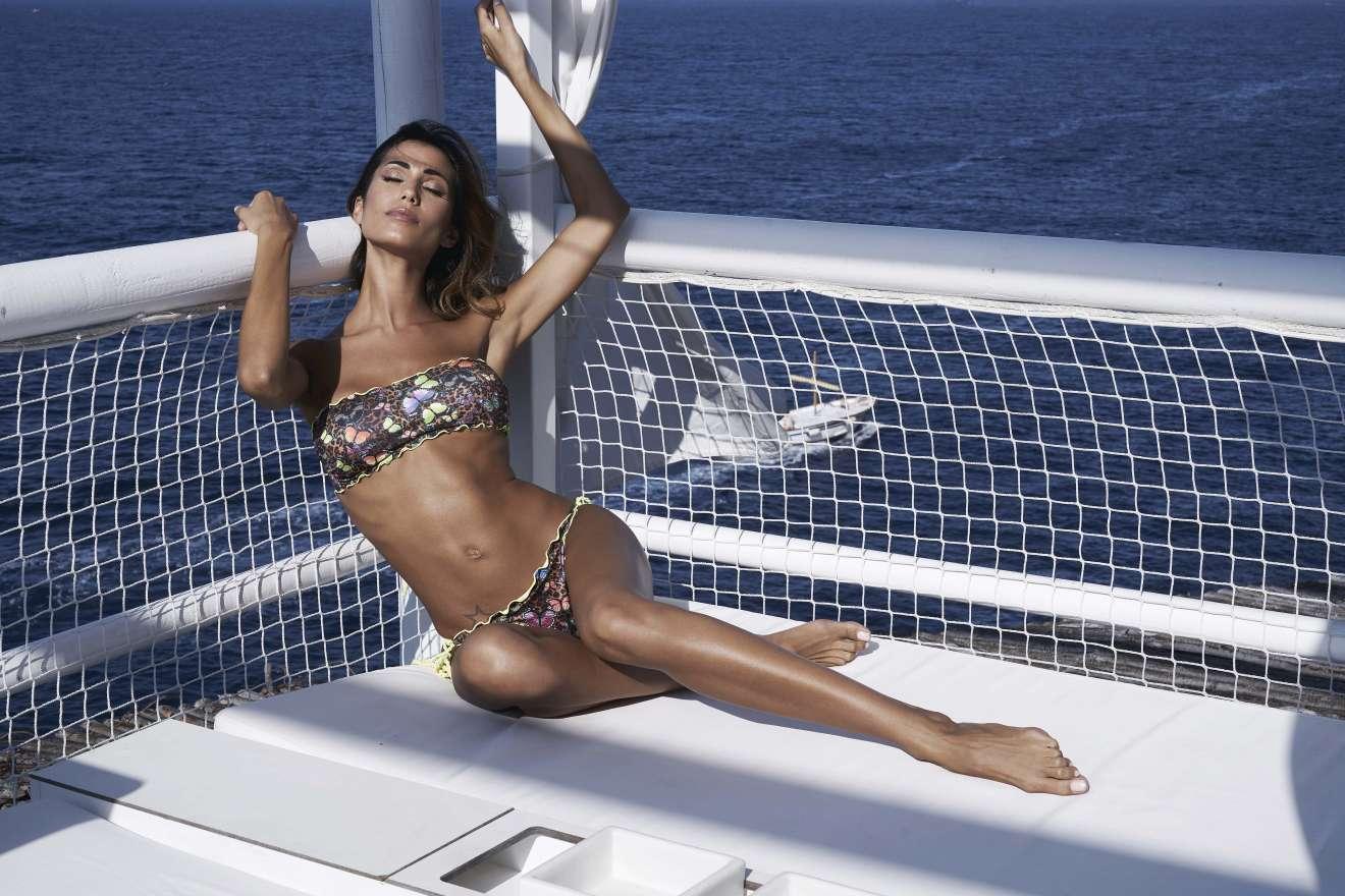 Federica Nargi 2017 : Federica Nargi: Photoshoot Caspule collection Bikini 2018-18
