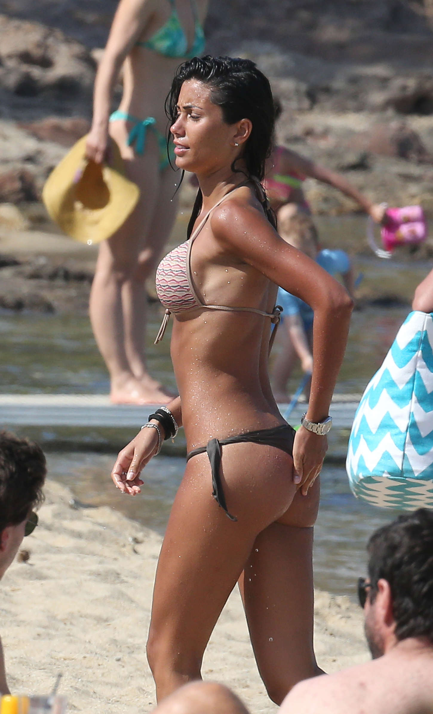 Federica Nargi 2015 : Federica Nargi in Bikini -02