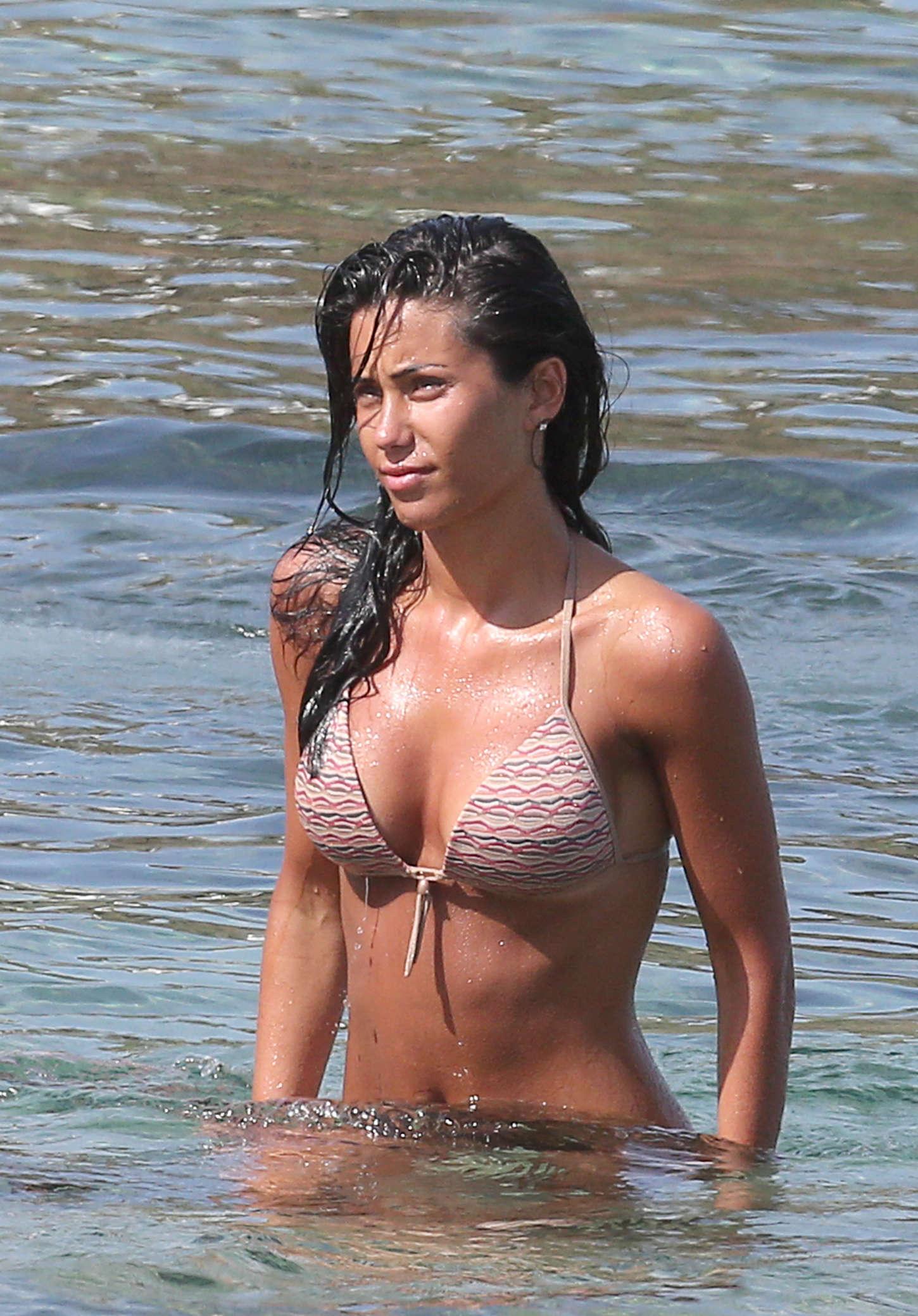 Federica Nargi 2015 : Federica Nargi in Bikini -04