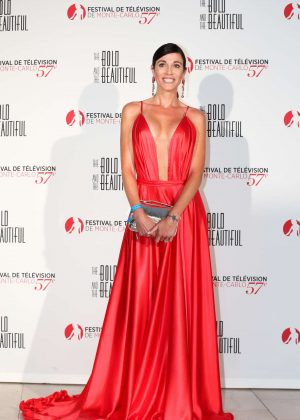 Federica Torti - 'The Bold and the Beautiful'Anniversary Event in Monte Carlo