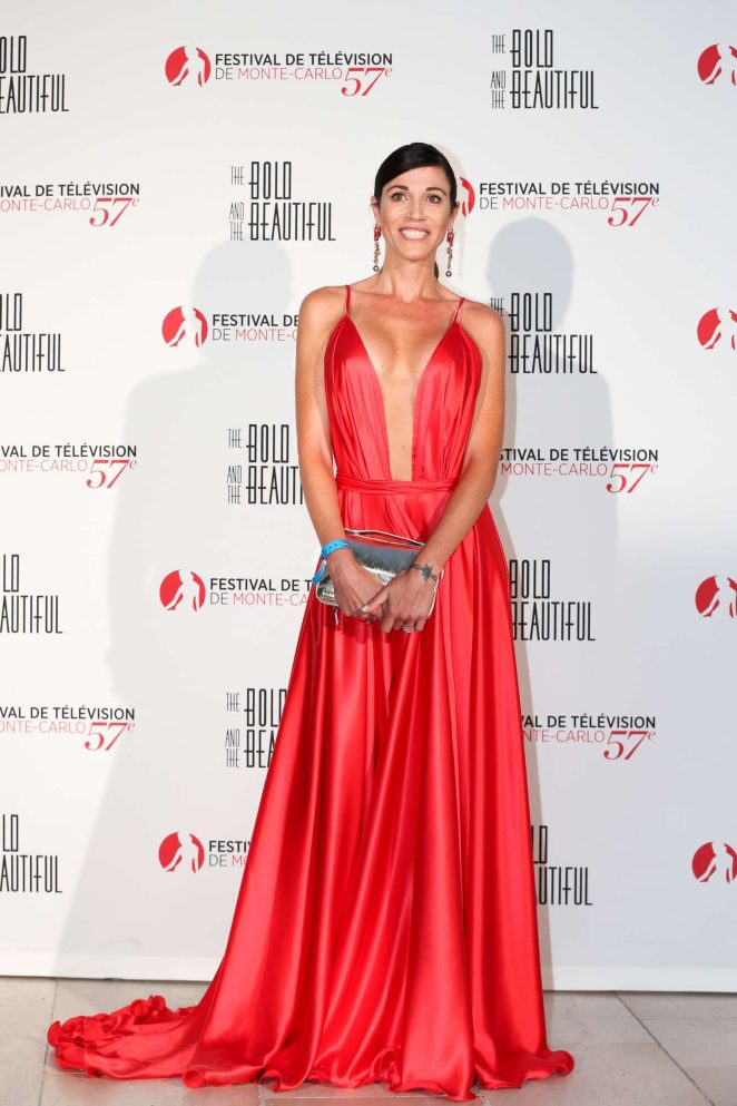 Federica Torti – 'The Bold and the Beautiful'Anniversary Event in Monte Carlo