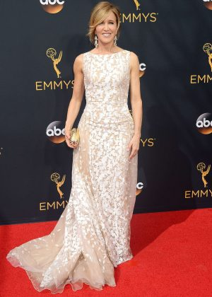Felicity Huffman - 2016 Emmy Awards in Los Angeles