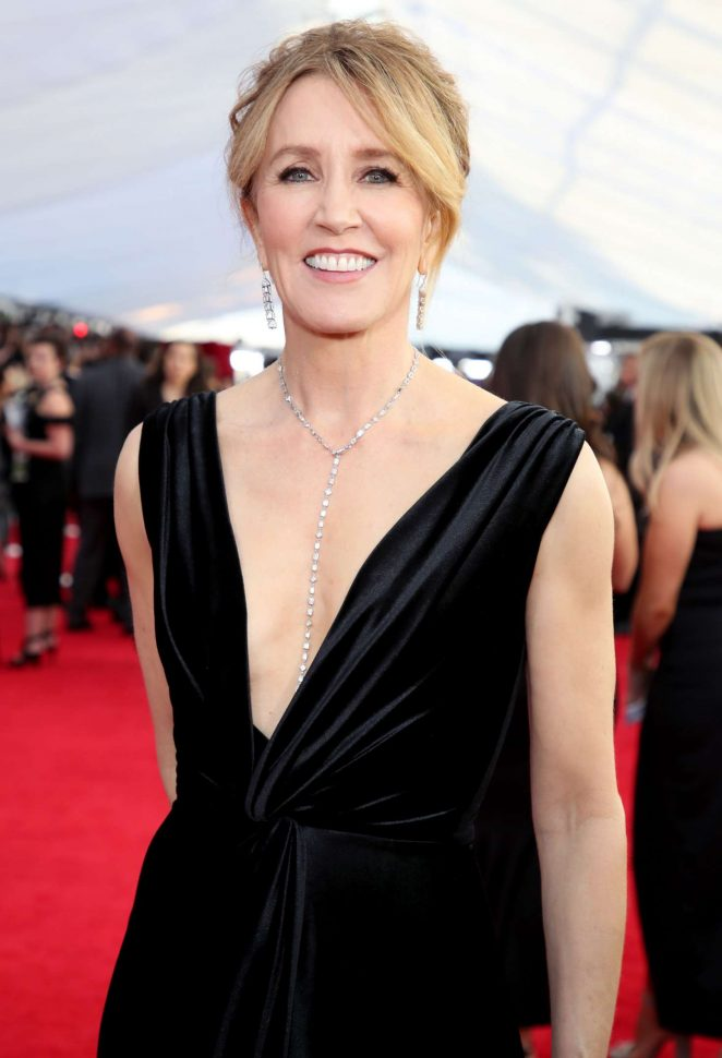 Felicity Huffman - 2018 Screen Actors Guild Awards in Los Angeles
