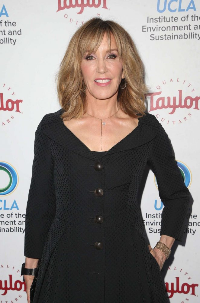 Felicity Huffman – 2018 UCLA's Institute of the Environment and Sustainability Gala in LA