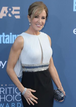 Felicity Huffman - 22nd Annual Critics' Choice Awards in Los Angeles
