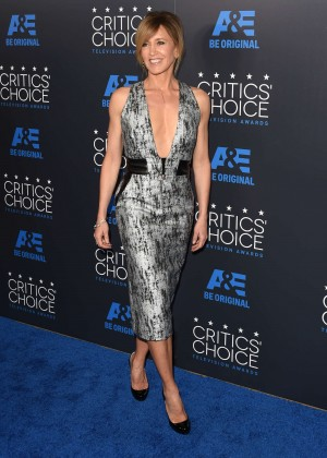 Felicity Huffman - 2015 Critics Choice Television Awards in Beverly Hills