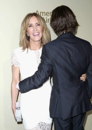 Felicity Huffman - Hollywood Reporter and Sag-Aftra Emmy Nominees Night - Beverly Hills