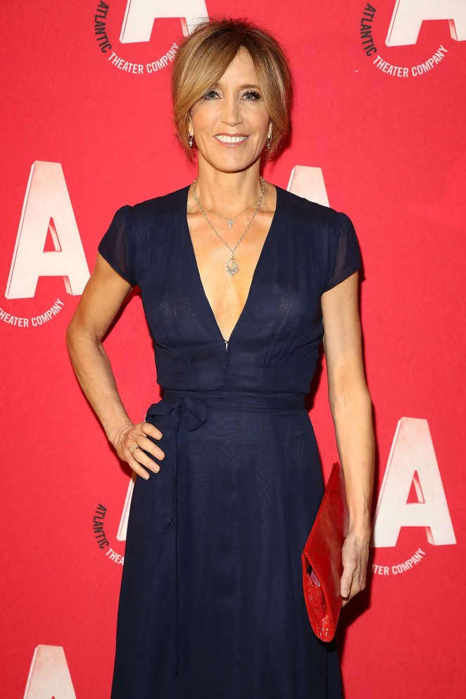 Felicity Huffman - Roundabout Theatre Company's 2015 Spring Gala in NYC