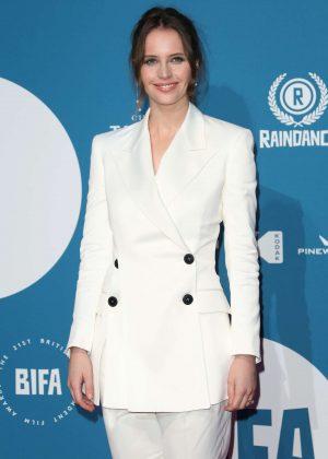 Felicity Jones - 2018 British Independent Film Awards in London