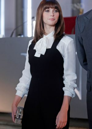 Felicity Jones - 'Inferno' Photocall in Florence