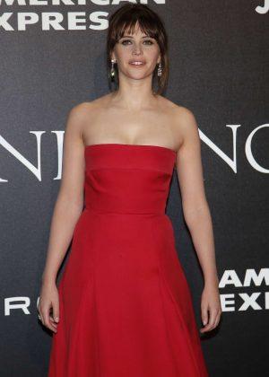 Felicity Jones - 'Inferno' Premiere in Florence