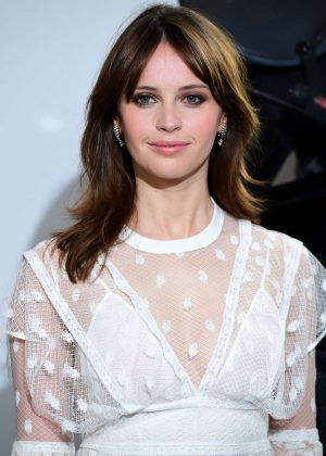 Felicity Jones - 'Rogue One: A Star Wars Story' Photocall in London