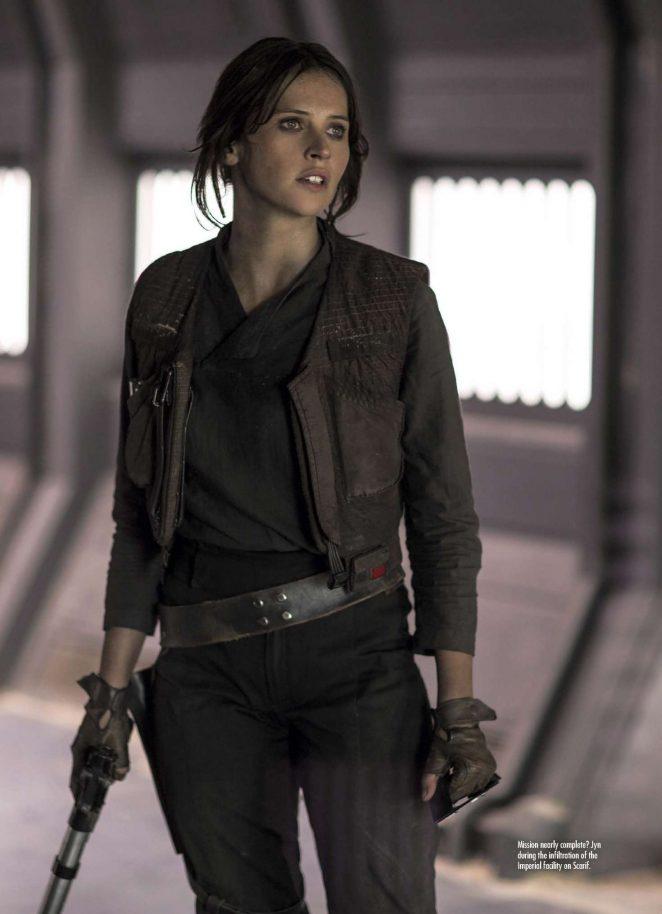 Felicity Jones - Star Wars Insider Special Edition 2018