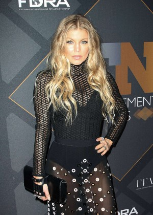 Fergie - 29th FN Achievement Awards in NYC