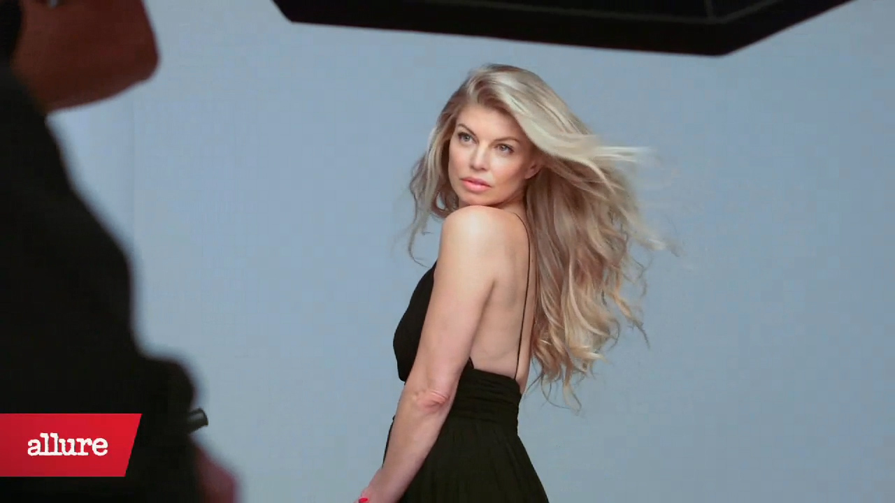 To acquire Allure fergie february picture trends