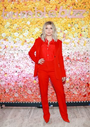 Fergie - Bumble Dinner Party in New York
